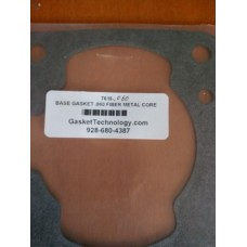 Gasket Base 1100 kawa 1.5mm thick [7615.060]