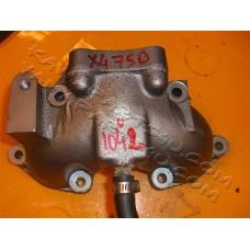 Exhaust manifold K750 x4 used [u1042]
