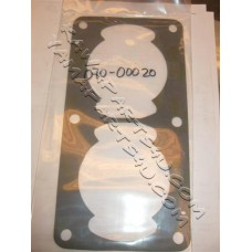 dominator base gasket superjet/blaster 62t 0.5mm [070-00020]