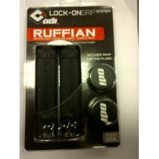 Odi Ruffian 130mm grip black (silver lock) [L31RFB-S]