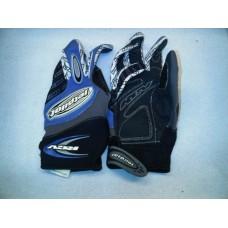 Jet pilot Gloves Rev blue and grey [u1208]