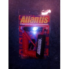 Atlantis Lanyard Red   KPTW