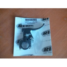 RIVA BILLET THROTTLE Y/K BLACK [RY24010B]
