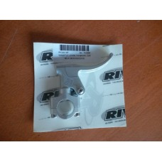 RIVA BILLET THROTTLE Y/K SILVER [RY24010P]