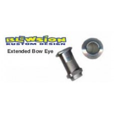 extended Yamaha Nose Bushing Silver [04-03-003]