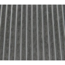 Hydroturf Mat 1mx1m50 stripes BLACK [SHT40MG-BLK]